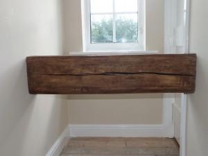 Replica oak beam