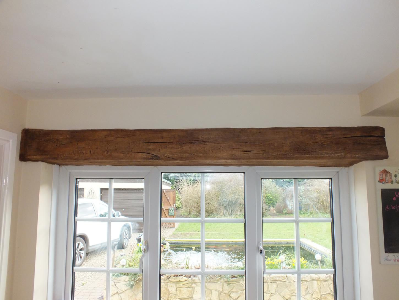 False Oak Window Lintel Period Creations False Oak