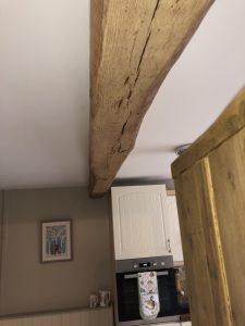 Rustic beam